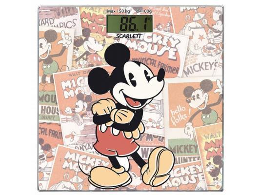 Весы напольные Scarlett SC-BSD33E899