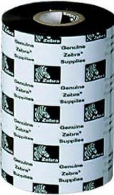 Красящая лента Zebra 110мм 300м черный 02300BK11030