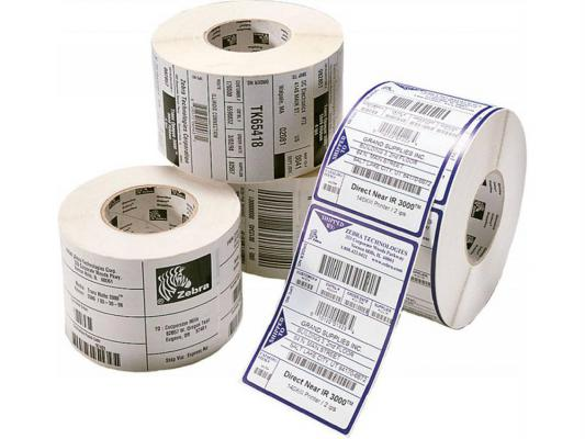 Бумажные этикетки Zebra 3005281-T Z-Perform 1000D 101.6x152.4мм бумажные этикетки zebra 800262 125 z select 2000d 57 2x31 8мм