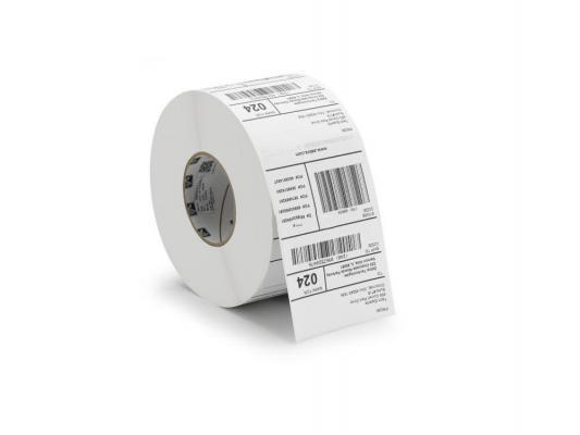 Бумажные этикетки Zebra 880595-025DU Z-Perform 1000D 38x25мм бумажные этикетки zebra 3007096 t z perform 1000d 102x152мм