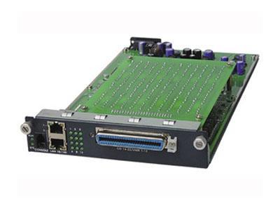 Модуль Zyxel AAM-1212-51 12-портовый ADSL2+ со встроенными сплиттерами