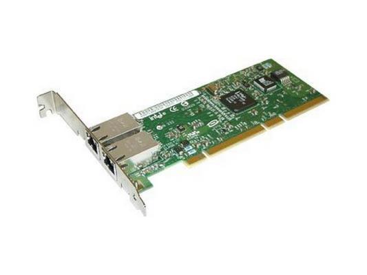 Сетевой адаптер Intel PWLA8492MT PRO/1000 MT PCI 10/100/1000Mbps OEM сетевой адаптер intel e1g44htblk