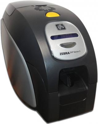 Принтер Zebra ZXP Series 3 Z31-000C0200EM00 zebra gx430t lcd gx43 102720 000