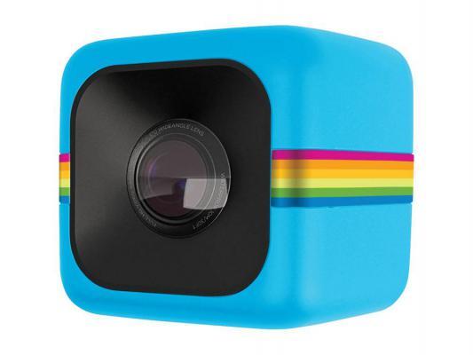 Экшн-камера Polaroid Cube POLC3BL 1080р синий