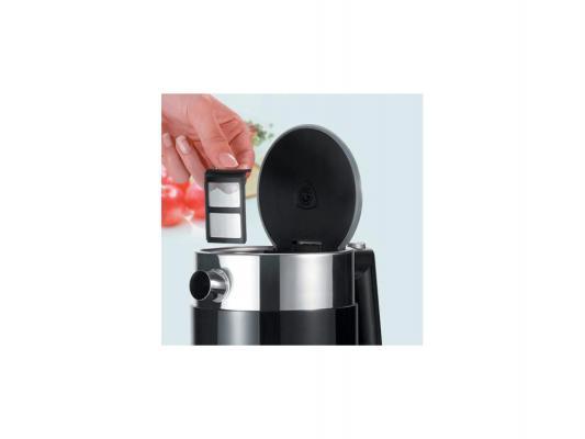 Чайник Redmond RK-M119 2000 Вт чёрный 1.5 л металл/пластик