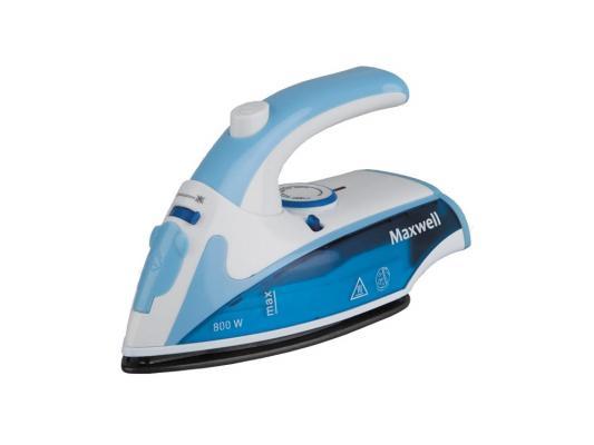 Утюг Maxwell MW-3050-B 800Вт синий