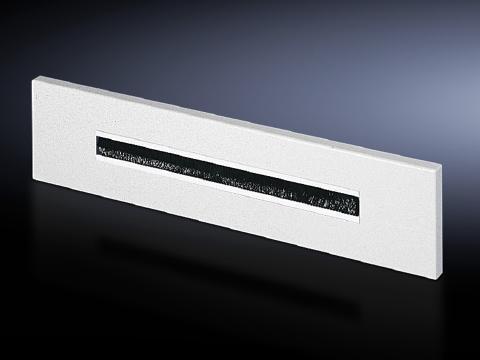 Распределительное устройство кабельное Rittal Панель с щеточным вводом 7705035