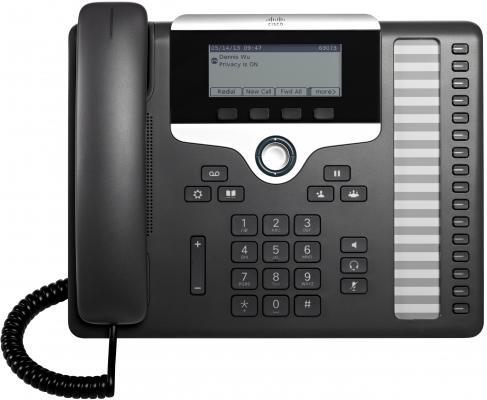 Телефон IP Cisco CP-7861-K9= телефон cisco uc phone 7821