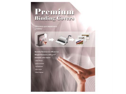 Обложки Office Kit GWA400250 А4 250г/м2 белый 100шт