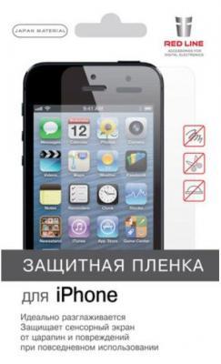 Защитная плёнка прозрачная Red Line 5850 для iPhone 6 Plus