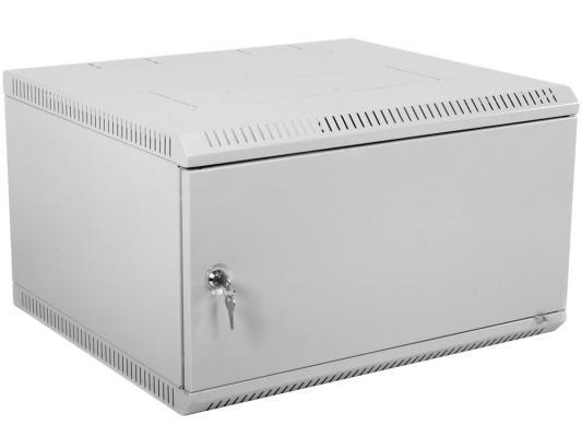 Фото - Шкаф настенный разборный 19 9U ЦМО ШРН-Э-9.650.1 600x650mm дверь металл шкаф настенный 9u цмо шрн м 9 650 600x650 разборный серый