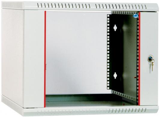 "Шкаф настенный разборный 19"" 18U ЦМО ШPH-Э-18.500 600x520mm дверь стекло"