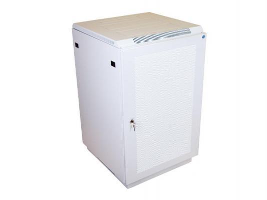 Шкаф напольный 22U ЦМО ШТК-М 22.6.10-4ААА 600x1000mm дверь перфорированная