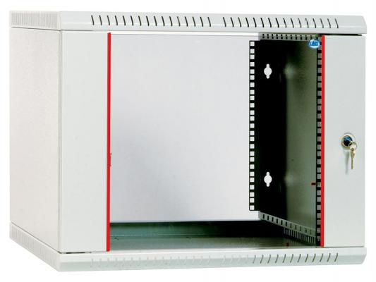 Шкаф настенный разборный 15U ЦМО ШPH-Э-15.650 600x650mm дверь стекло шкаф tlk настенный 19 15u дверь стекло 530х732х600мм цельносварной серый
