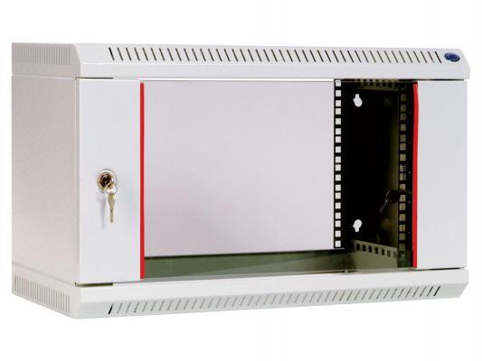 Шкаф настенный 6U ЦМО ШPH 6.480 600x480mm дверь стекло