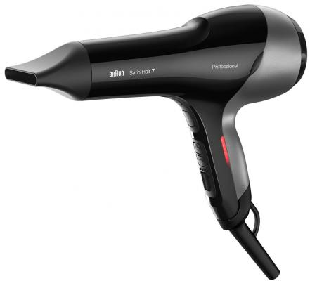 Фен Braun Satin Hair 7 HD780 SensoDryer чёрный