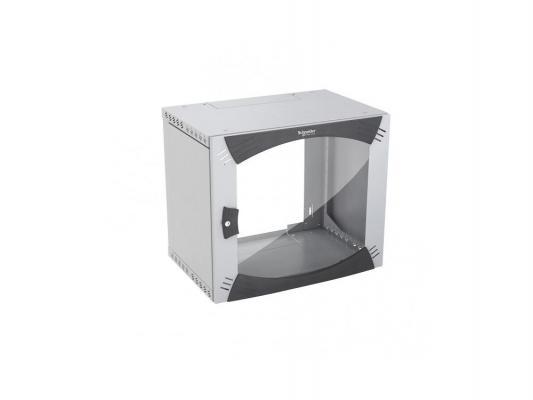 """Шкаф настенный 19"""" 15U Schneider Electric Actassi NSYOPB15U6F"""