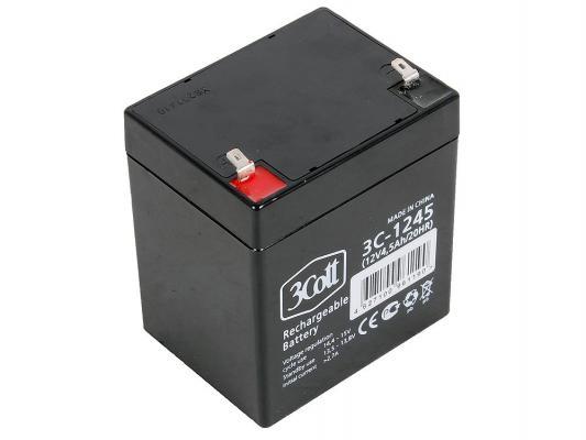 Батарея 3Cott 3C-1245 12V 4.5Ah