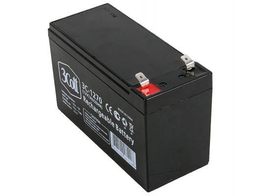 Батарея 3Cott 3C-1270 12V 7Ah