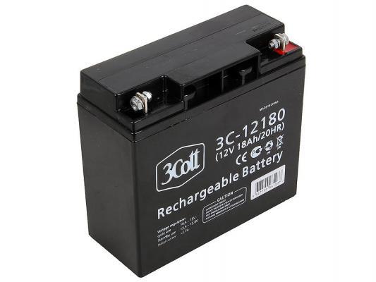 Батарея 3Cott 3C-12180 12V 18Ah