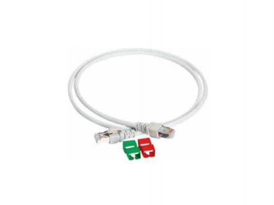 Патч-корд 5е категории Schneider Electric Actassi F/UTP LSZH 2м VDIP184546020