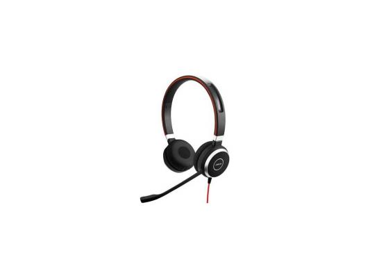 цена на Гарнитура Jabra EVOLVE 40 UC Stereo 6399-829-209