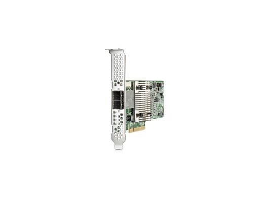 Контроллер HP Smart Host Bus Adapter H241/12G 726911-B21 адаптер hpe qlogic qmh2562 8gb fibre channel host bus 451871 b21