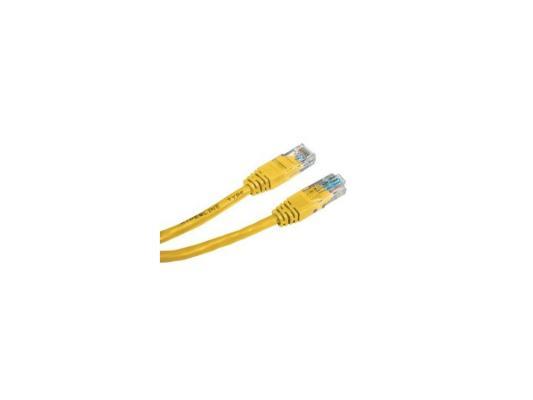 Патч-корд 5E категории Neomax UTP 2м желтый NM13001020YL