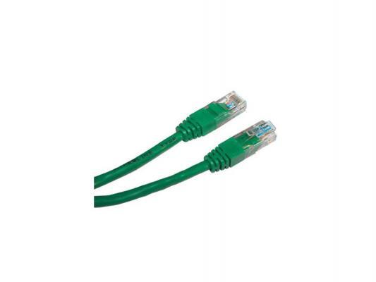 Патч-корд 5E категории Neomax UTP 1м зеленый NM13001010GN