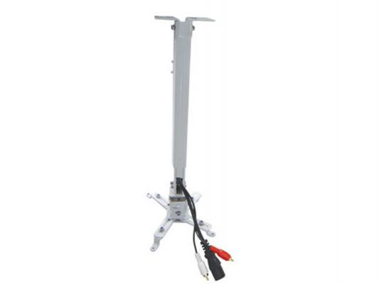 Крепеж ScreenMedia SM-PRB-2L потолочный универсальный 43-65см нагрузка до 12кг