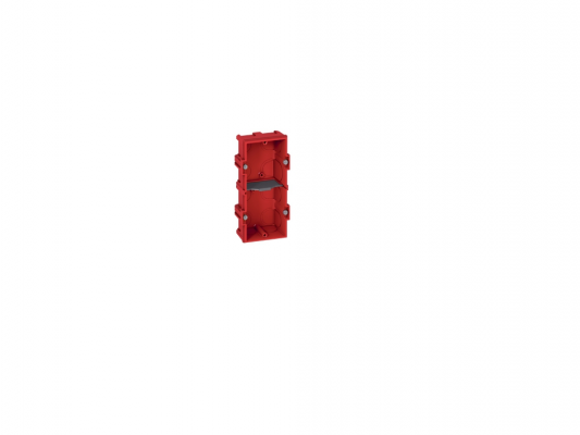 Электромонтажная коробка Legrand Batibox для кирпичных стен 2 поста глубина 40мм 80142