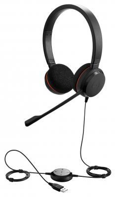 Гарнитура Jabra EVOLVE 20 MS Stereo 4999-823-109