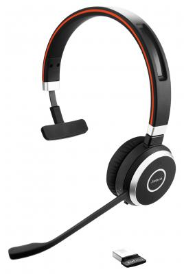 Гарнитура Jabra EVOLVE 65 MS Mono 6593-823-309 jabra evolve 65 ms stereo