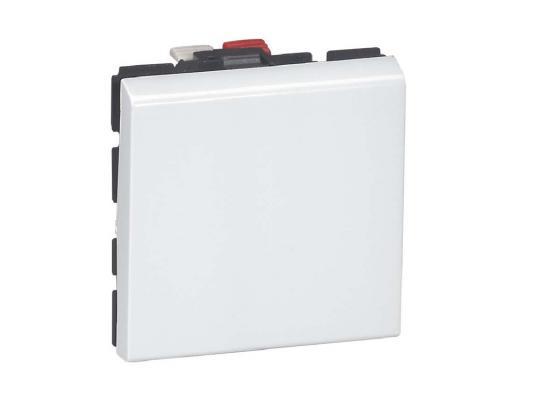 Выключатель Legrand Mosaic 10АХ 2 модуля 77010 цены