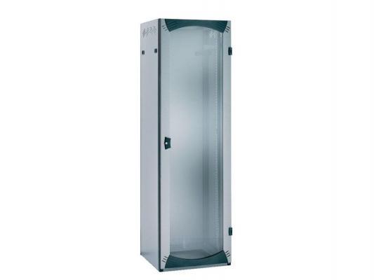 """Шкаф напольный 19"""" 42U Schneider Electric Actassi с прозрачной дверью NSYVDA42U86B"""
