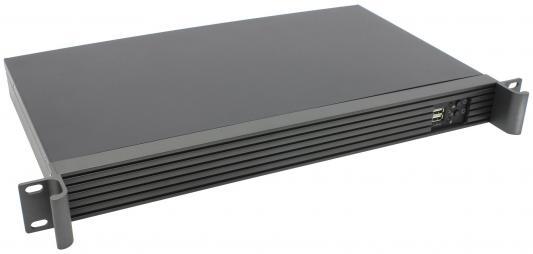 Серверный корпус Procase UM125-B-0 черный 1U