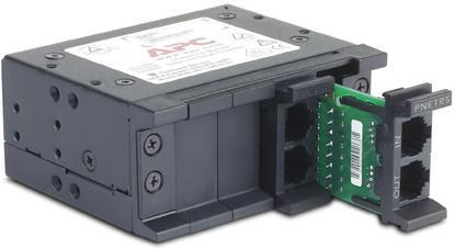 Шасси APC PRM4 4 position chassis 1U for replaceable data line surge protection modules