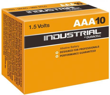 Батарейки Duracell Industrial AAA 10 шт brother nx 200