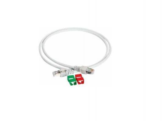 Патч-корд 5е категории Schneider Electric Actassi F/UTP LSZH 0.5м VDIP184546005