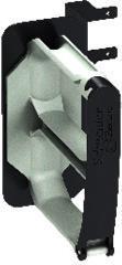 Кольцо каб.организации вертикальное Schneider Electric Actassi 19-C 2U VDIM189412