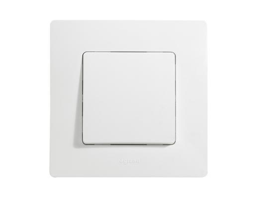 Переключатель Legrand ETIKA 10A белый 672205