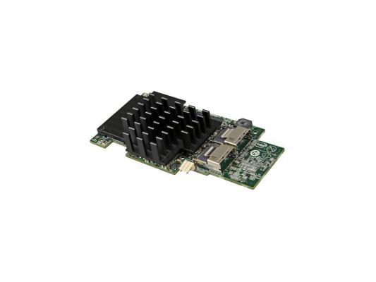Контроллер RAID Intel RMS25CB040 PCI-E x8 6Gb SAS/SATA raid контроллер intel rms3cc040