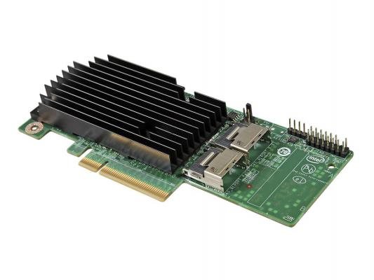 Контроллер RAID Intel RMS25KB080 PCI-E x8 6Gb SAS/SATA