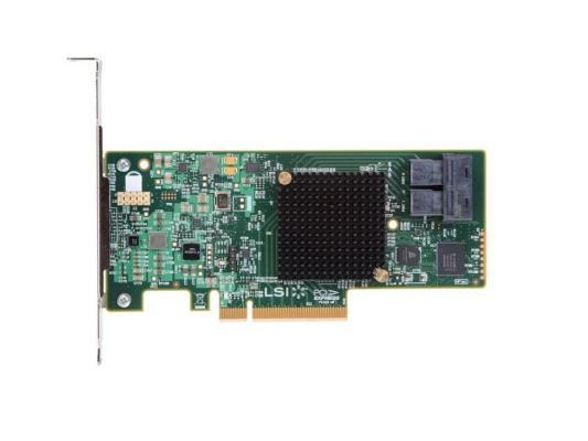 Контроллер RAID Intel RS3WC080 PCI-E x8 12Gb SAS/SATA pci e to