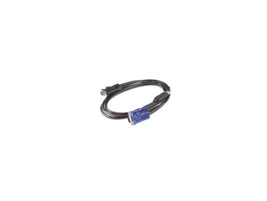Кабель APC KVM USB AP5253 1.8м