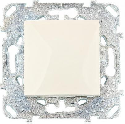 Переключатель Schneider Electric 1-клавишный бежевый MGU5.203.25ZD