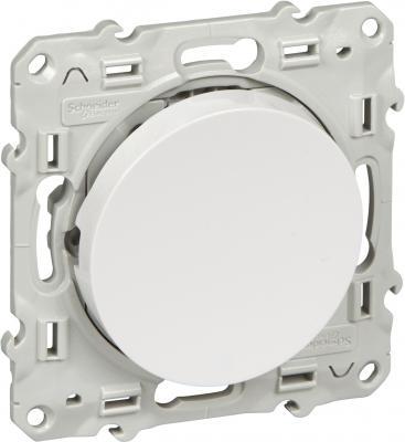 Выключатель Schneider Electric Schneider Electric S52R206 10 A белый