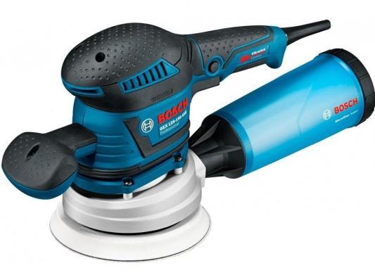Эксцентриковая шлифмашина Bosch GEX 125-150 AVE 400 Вт