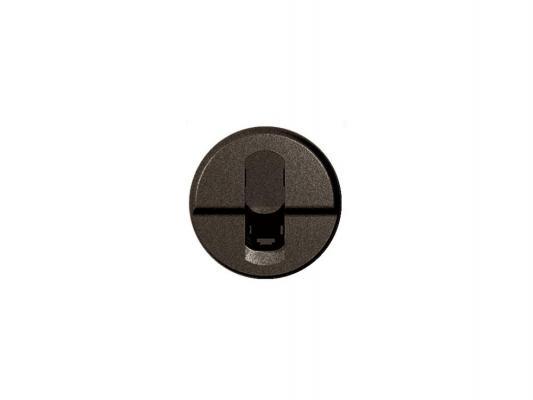 Лицевая панель Legrand Celiane для розетки RJ45 графит 64935