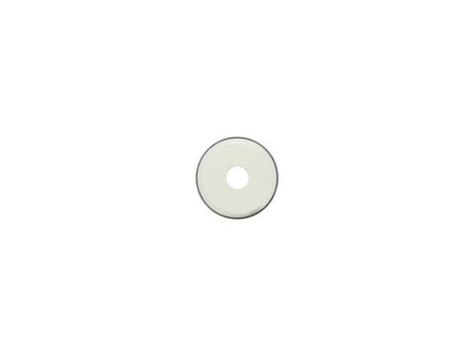 Лицевая панель Legrand Celiane для розетки TV или SAT белый 68282